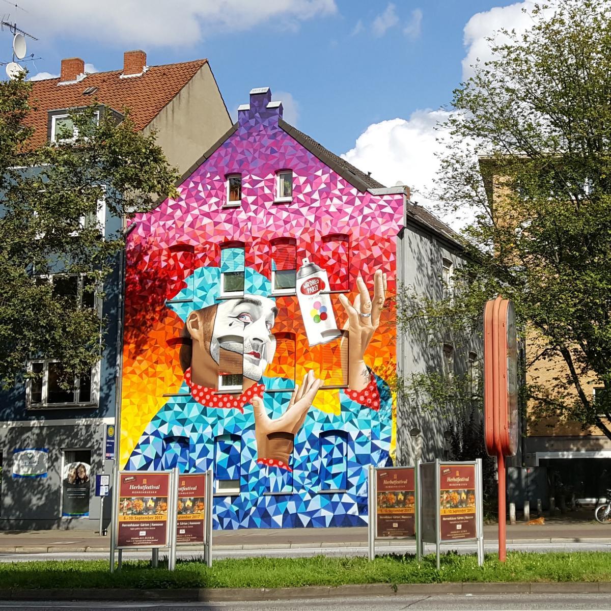 style hannover street art celler straße23 MrDheo ParizOne 4 INSTA - Die schönsten Freizeit-Aktivitäten zum Frühling