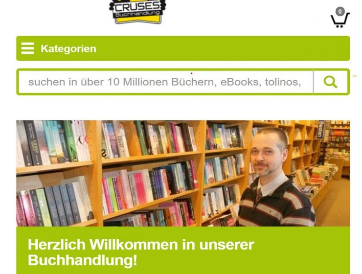 Style Hannover Cruses Buchhandlung Online Shop B 740x560 - CRUSES Buchhandlung - ONLINE Shop