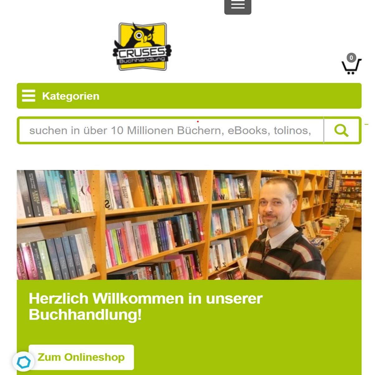 Style Hannover Cruses Buchhandlung Online Shop B - CRUSES Buchhandlung - ONLINE Shop