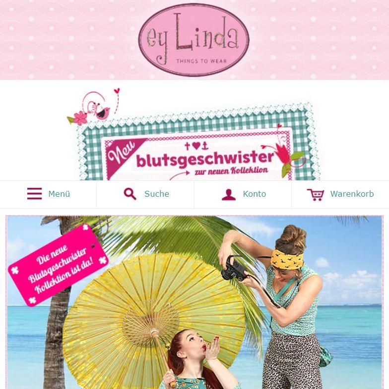 Style Hannover Ey Linda Online Shop - Support your locals