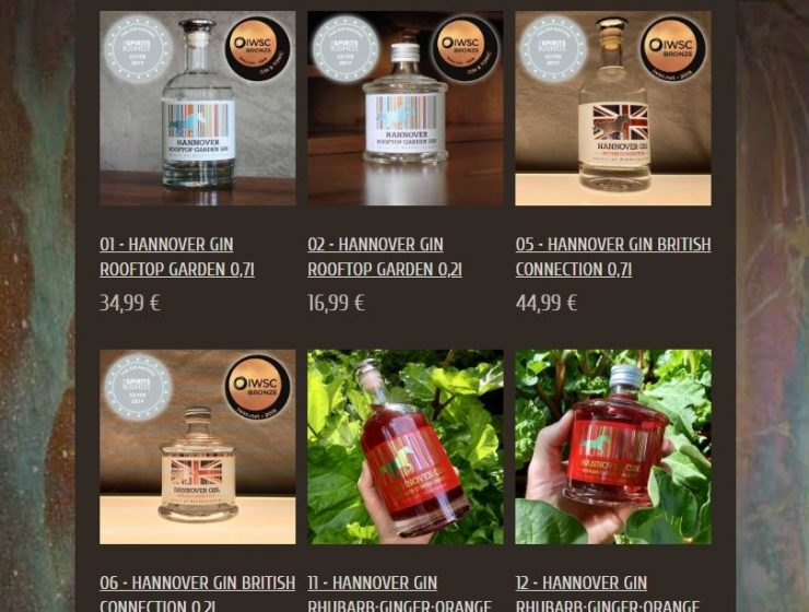 Style Hannover Hannover Gin Online Shop 740x560 - Hannover Gin - ONLINE Shop