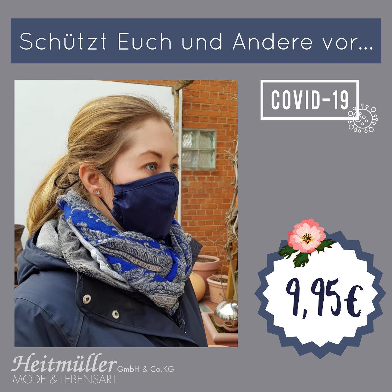 Style Hannover Heitmüller Masken - Stylische Maske gesucht?