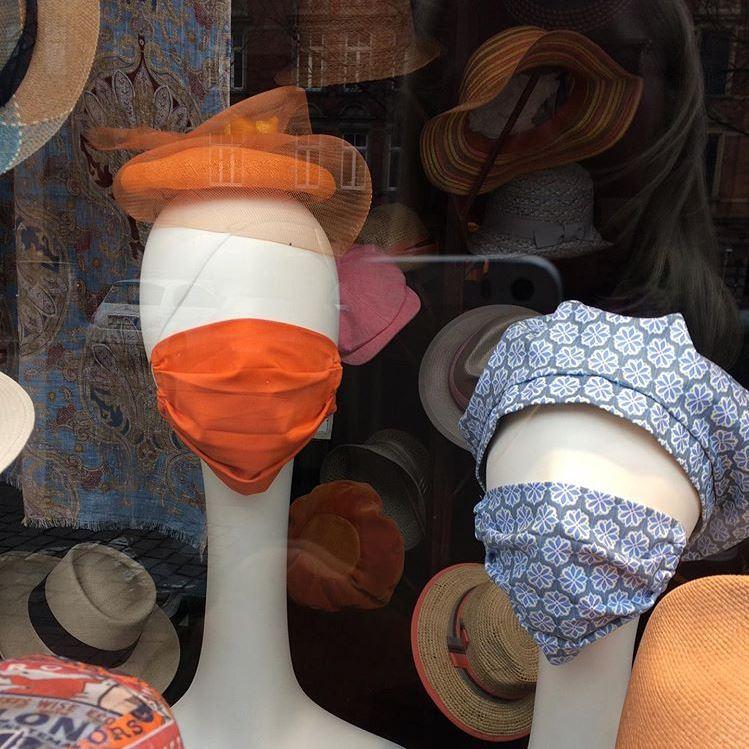 Style Hannover HutUp Masken - Stylische Maske gesucht?