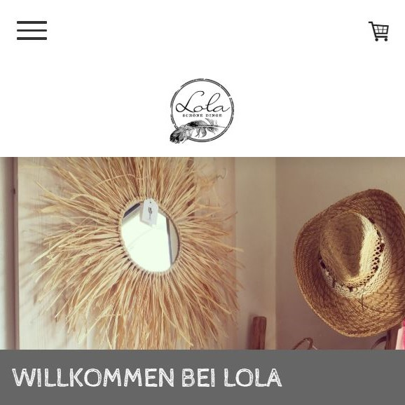 Style Hannover Lola Schöne Dinge Online Shop - Support your locals