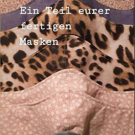 Style Hannover Lola Schöne Dinge vrida Masken - Stylische Maske gesucht?