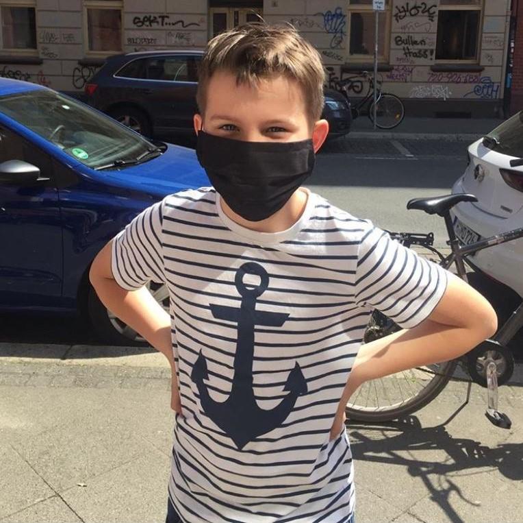 Style Hannover Motte Naturtextilien Masken - Stylische Maske gesucht?