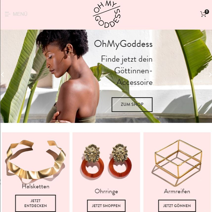 Style Hannover OhMyGoddess Online Shop - Support your locals