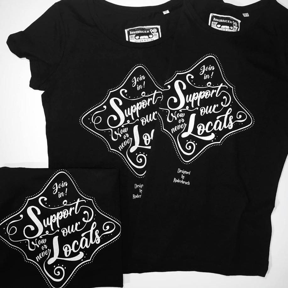 Style Hannover Roderbruch Deutscher Kinderhospiz Verein B - Roderbruch - T-Shirt für einen guten Zweck