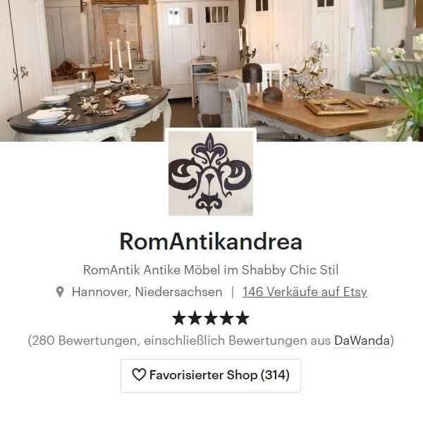 Style Hannover RomAntik Online Shop - RomAntik - ONLINE Shop