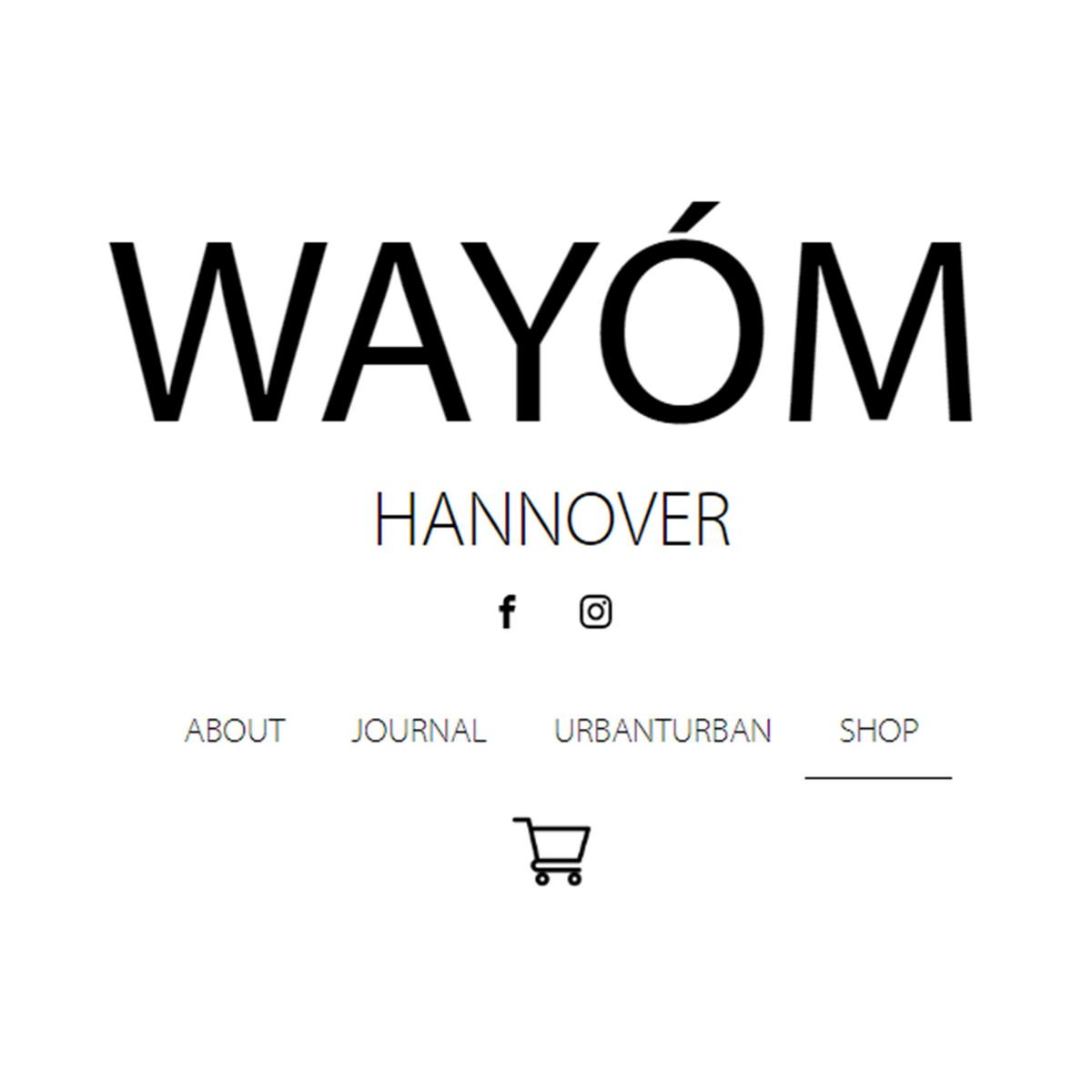 Style Hannover WAYÓM Online Shop - WAYÓM - ONLINE-Shop