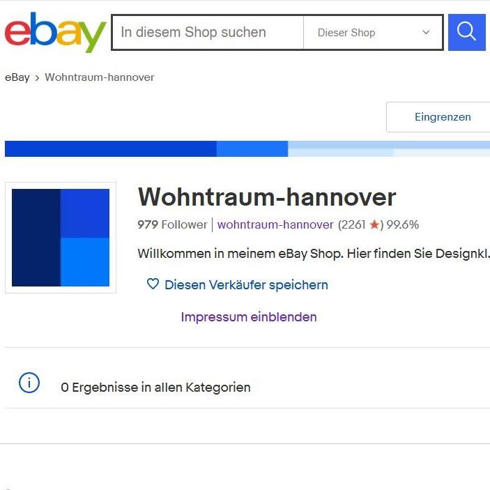 Style Hannover WohnTraum Online Shop - WohnTraum - ONLINE Shop