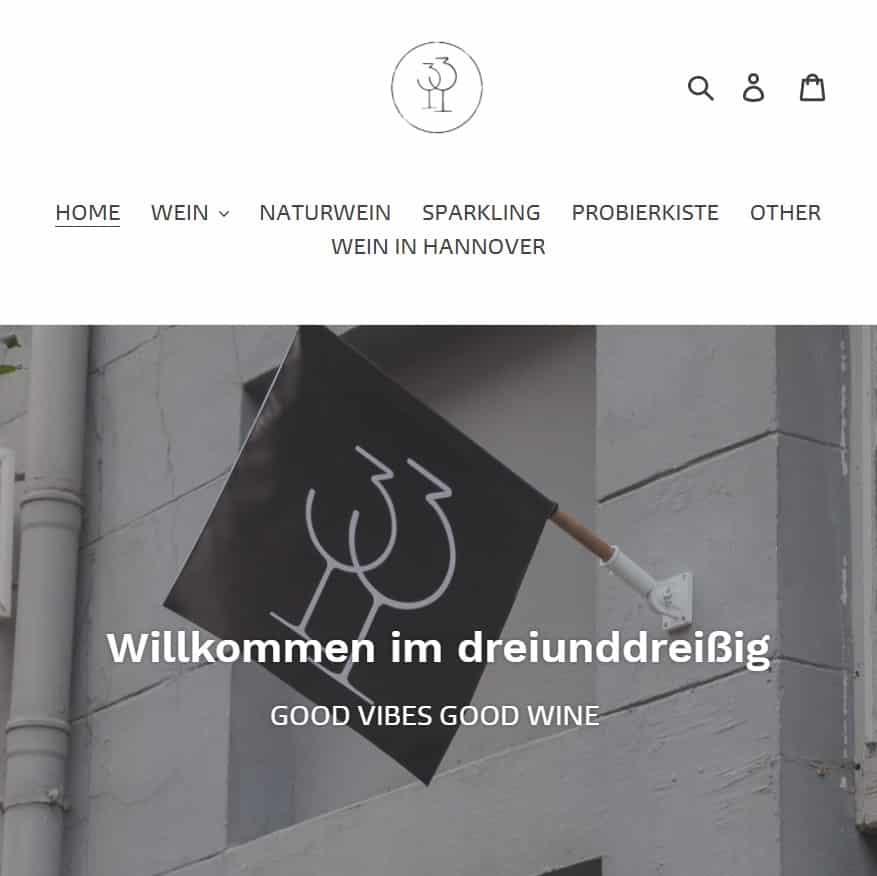 Style Hannover dreiunddreissig Online Shop 1 - dreiunddreißig – ONLINE Shop
