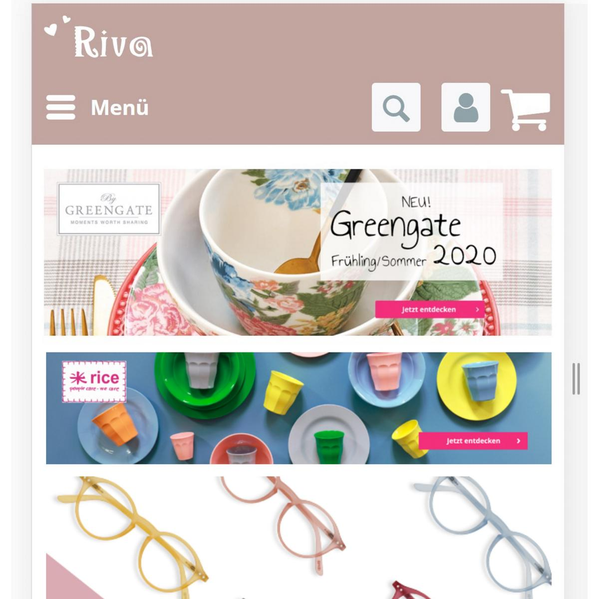 style hannover Riva Online shop B - Support your locals