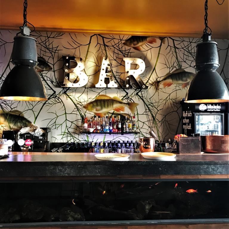 style hannover goldfisch - Goldfisch Bar & Café - Abholangebot