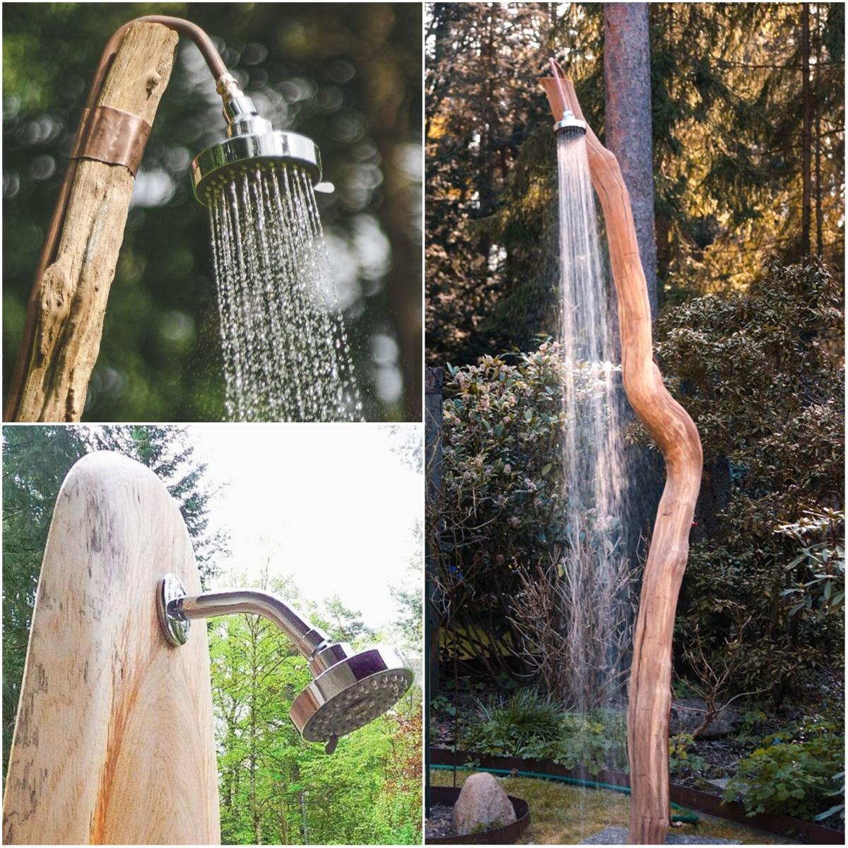 style hannover marc müller objekte 13 - Outdoorduschen by Marcodifranco art design