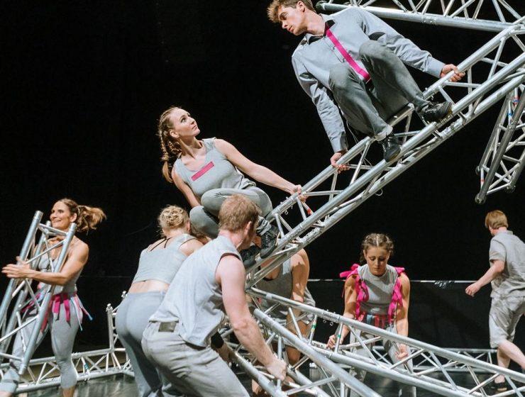 Circo Zirkus Company Hannover 6.1 foto@thomas.damm  740x560 - CircO - Die neue Generation Zirkus