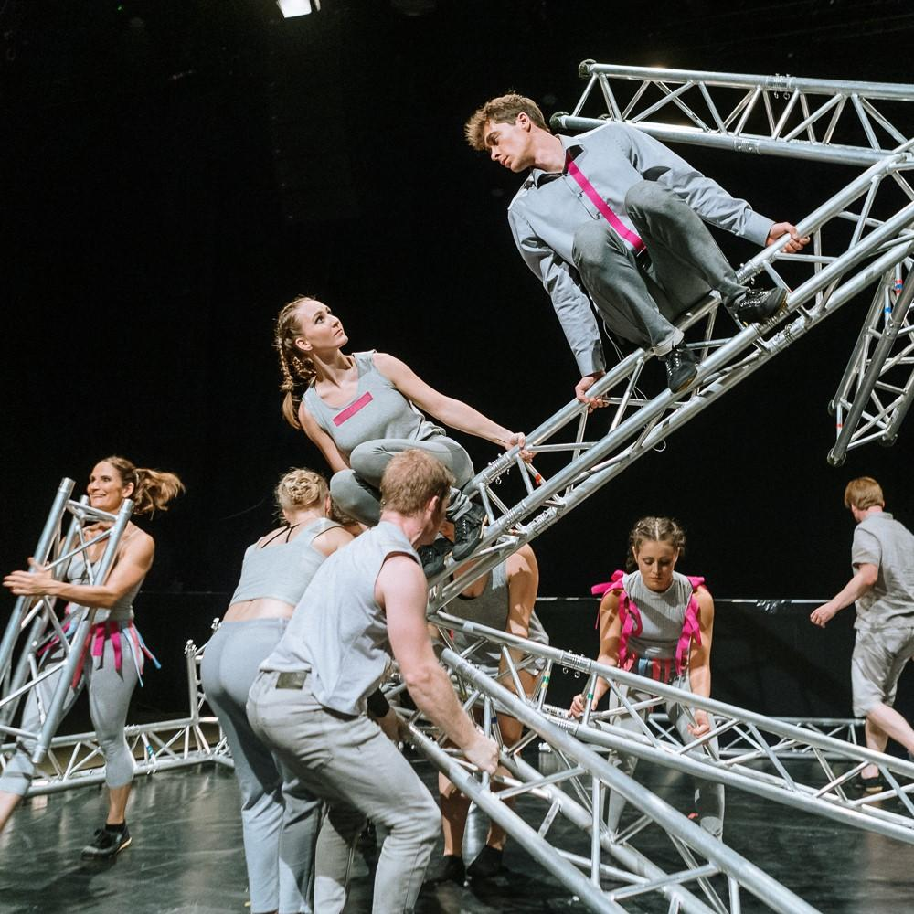 Circo Zirkus Company Hannover 6.1 foto@thomas.damm  - CircO - Die neue Generation Zirkus