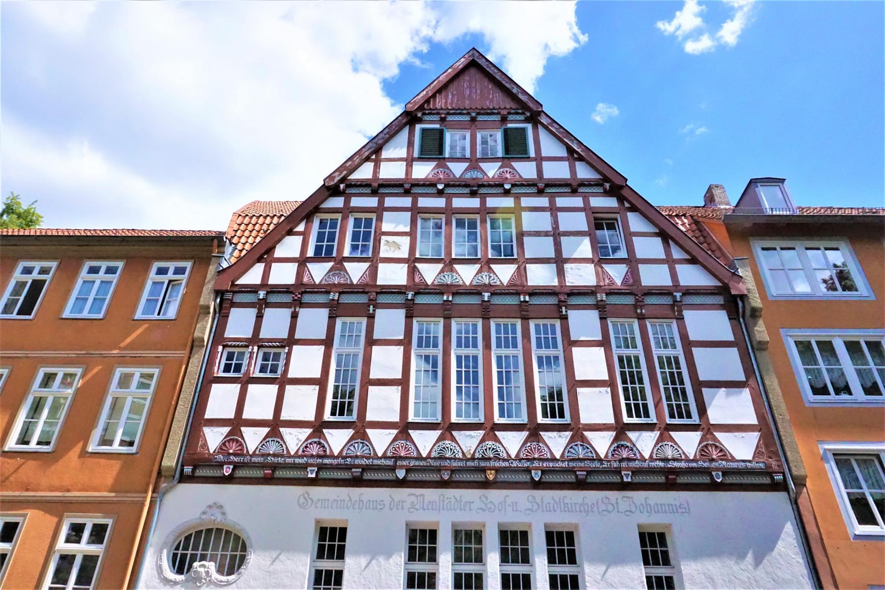 Style Hannover BLAUER FADEN 11 - Mit dem blauen Faden durch die Calenberger Neustadt
