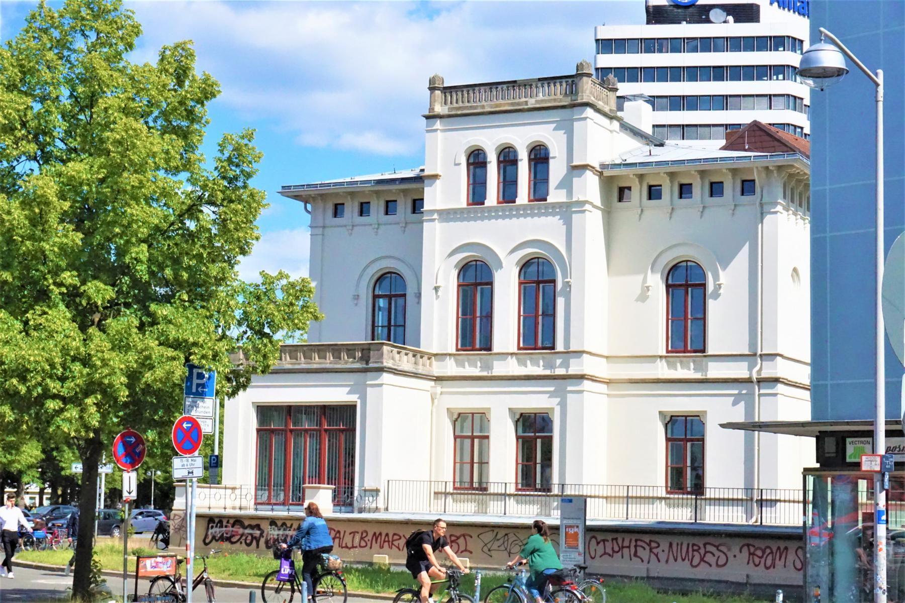 Style Hannover BLAUER FADEN 17 - Mit dem blauen Faden durch die Calenberger Neustadt