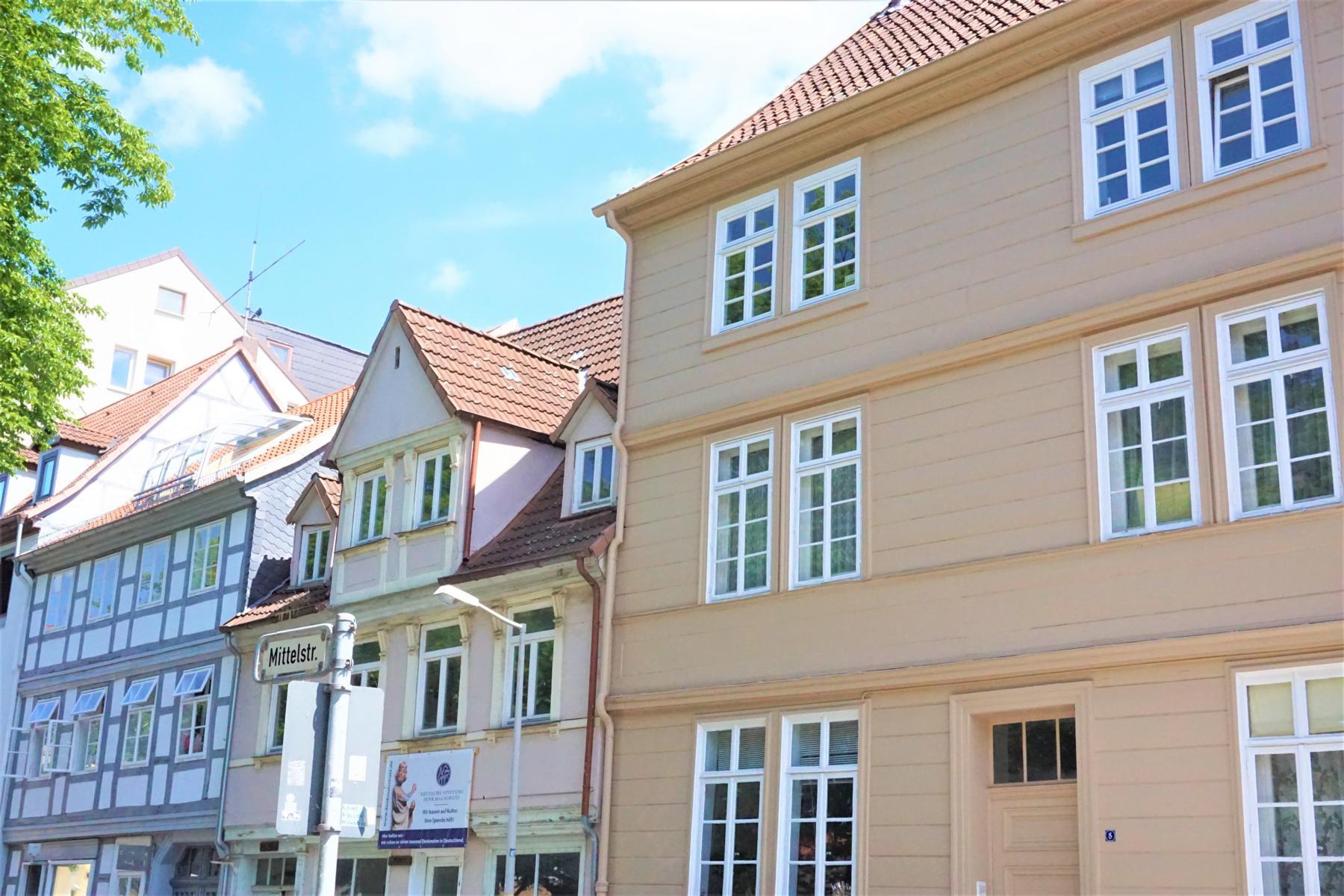 Style Hannover BLAUER FADEN 4 - Mit dem blauen Faden durch die Calenberger Neustadt