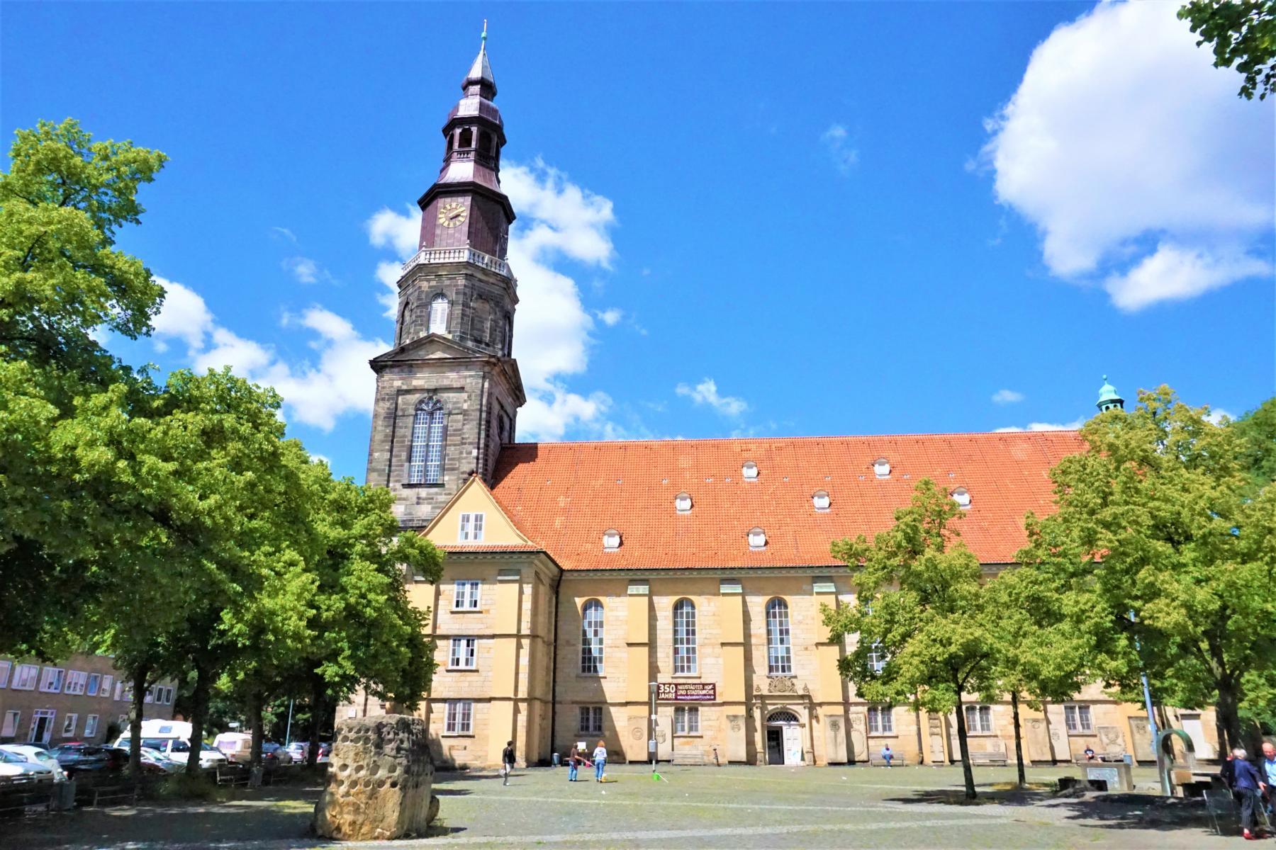 Style Hannover BLAUER FADEN 9 - Mit dem blauen Faden durch die Calenberger Neustadt