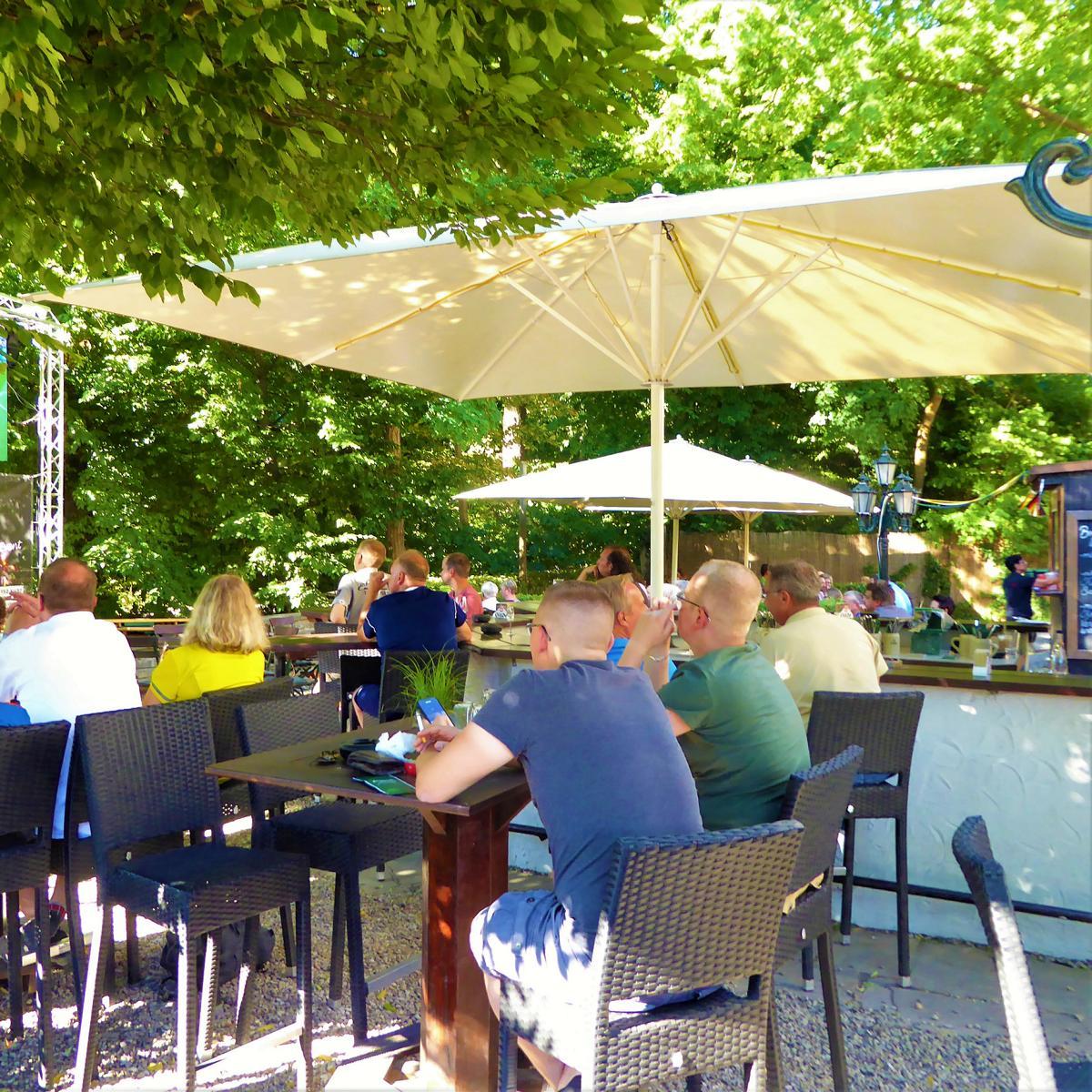 Style Hannover Biergarten Vier Jahreszeiten - Biergärten in Hannover