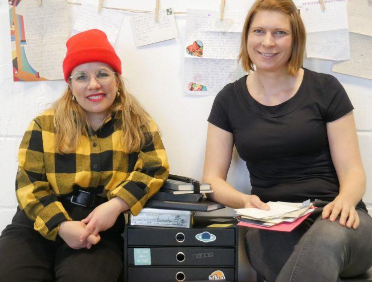 Style Hannover stellt Geschichten aus der Schublade mit Jasmin Mittag und Nina LaGrande vor.