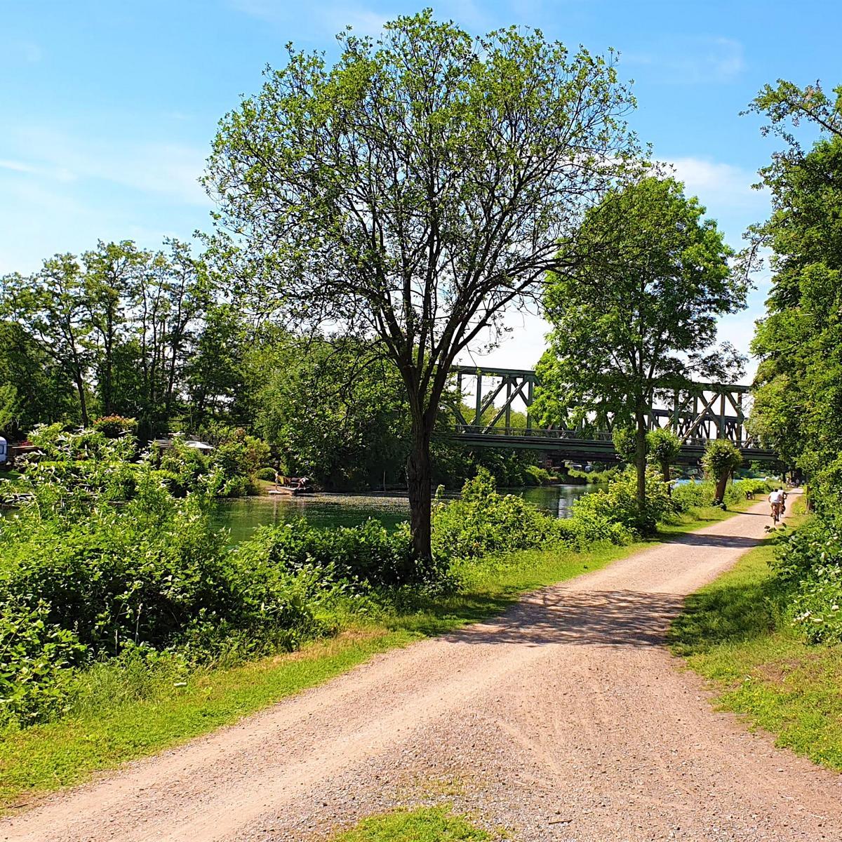 Style Hannover Mittellandroute 1 - Mittellandkanalroute - 60km am Wasser