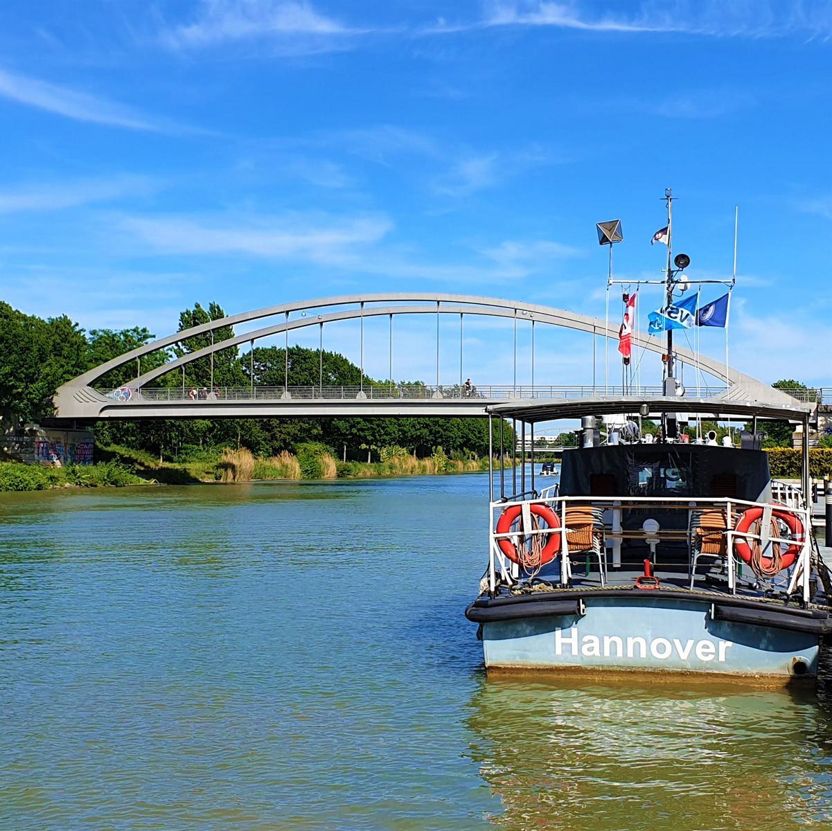 Style Hannover Mittellandroute 4 - Mittellandkanalroute - 60km am Wasser