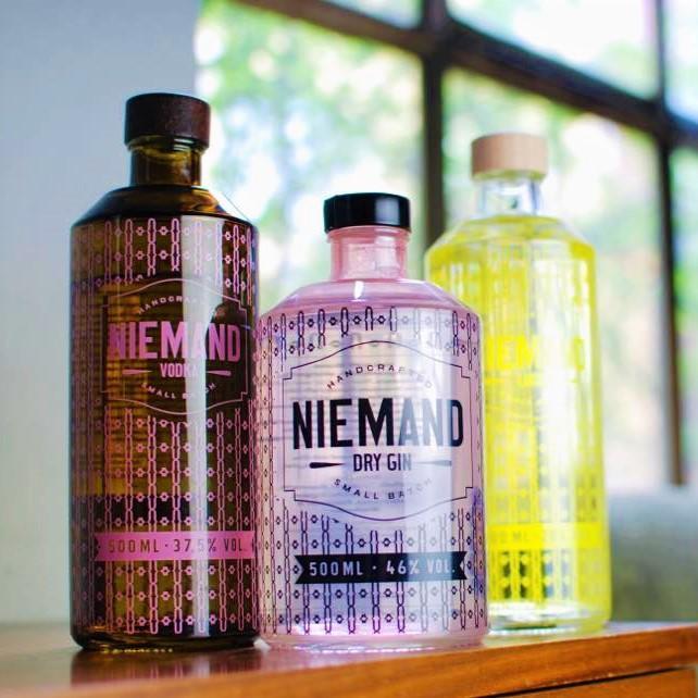 Style Hannover Niemand Gin 1 - NIEMAND - Spirituosen mit Stil aus Hannover