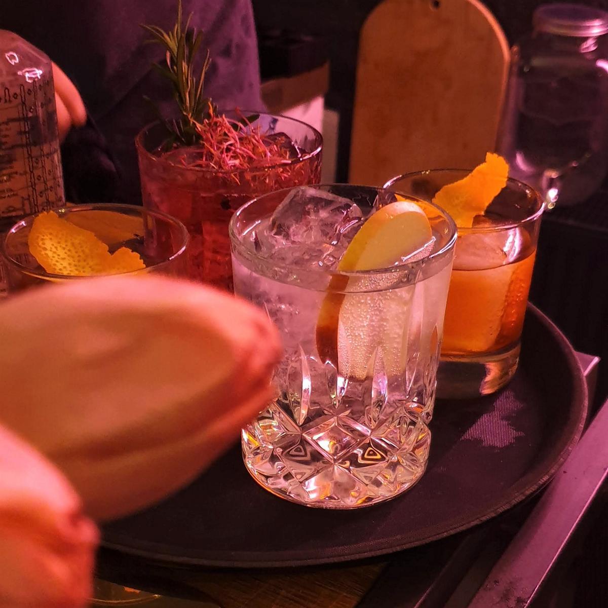 Style Hannover Niemand Gin 5 - NIEMAND - Spirituosen mit Stil aus Hannover