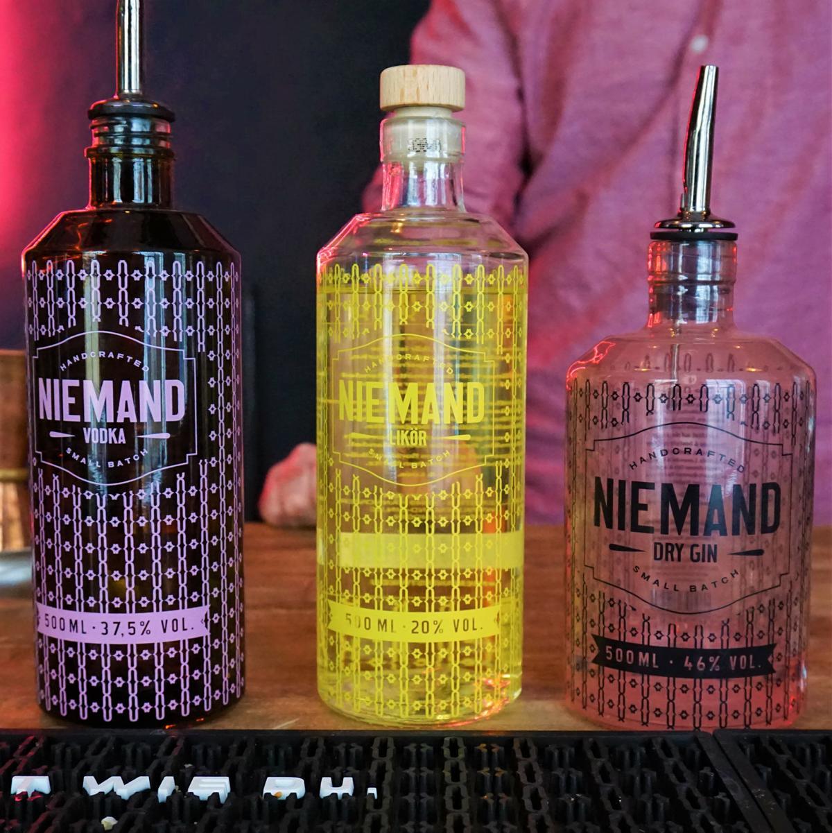 Style Hannover Niemand Gin Klassiker - Torben Paradiek – einer der Macher von Niemand Dry Gin