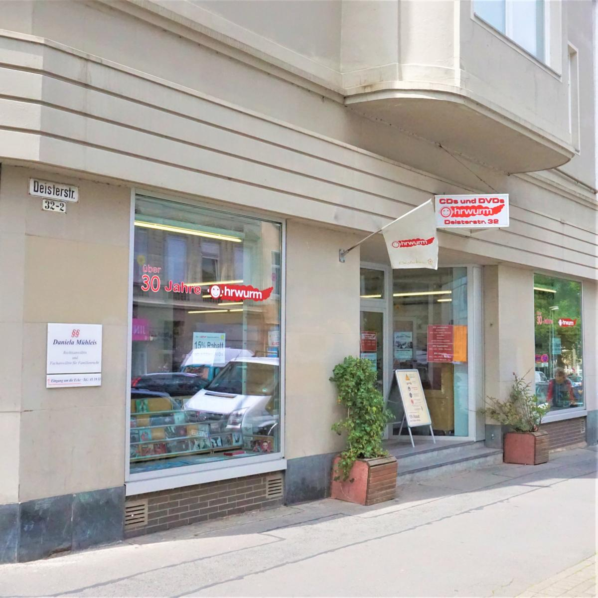 Style Hannover Ohrwurm 2 - Ohrwurm – Kultladen für jeden Musikgeschmack