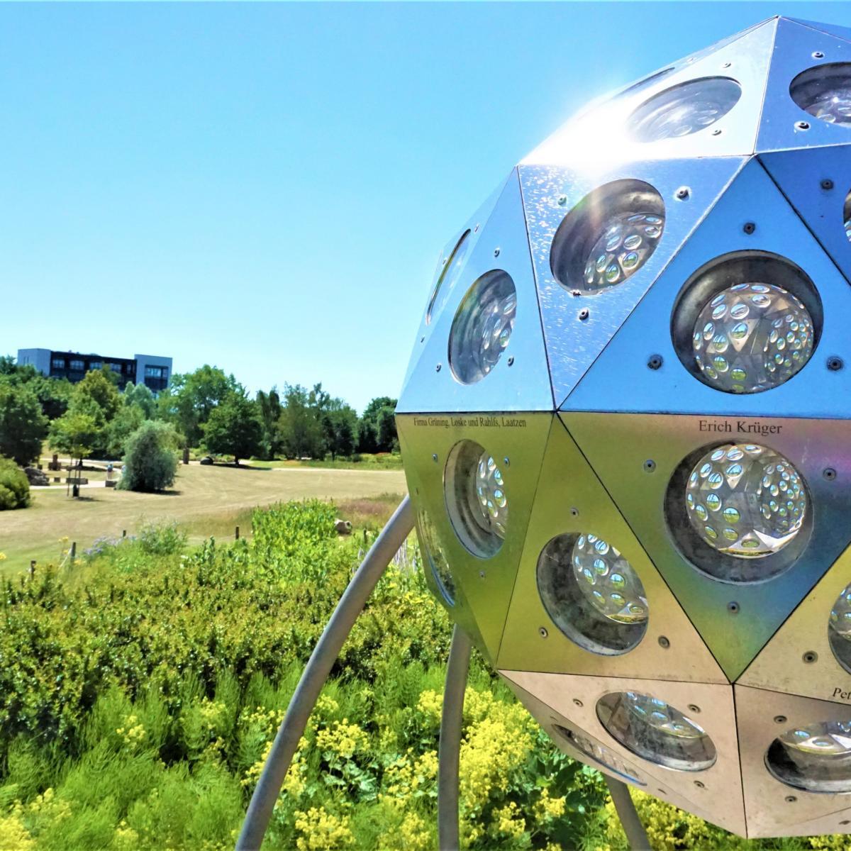 Style Hannover Park der Sinne B 1 - Park der Sinne: Intensives Wahrnehmen auf 7 Hektar
