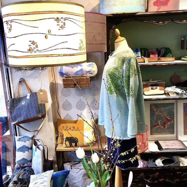 Style Hannover Frau Zimmer 10 Foto@frauzimmer - Frau Zimmer - Textilgalerie mit Herz