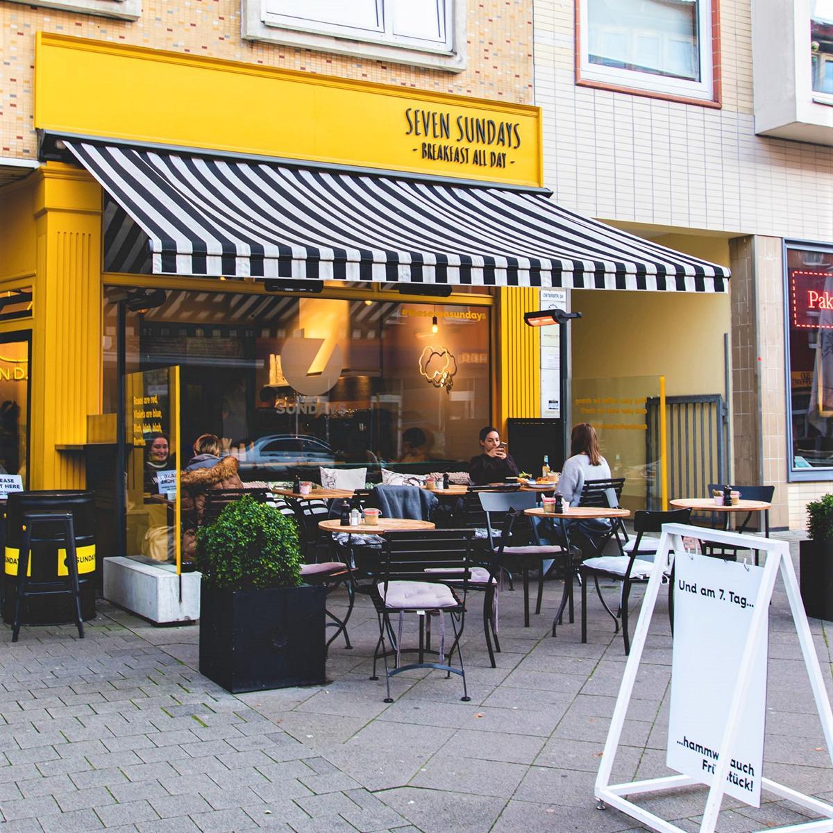 Style Hannover The Seven Sundays 2 - The Seven Sundays - jeden Tag bis abends frühstücken
