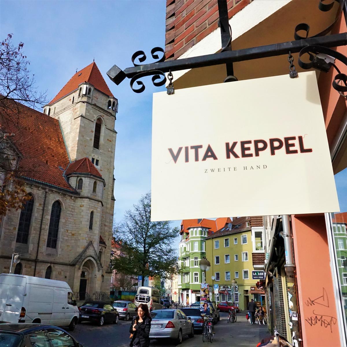 Style Hannover Vita Keppel INSTA 1 - Stylische Second Hand-Läden in Hannover