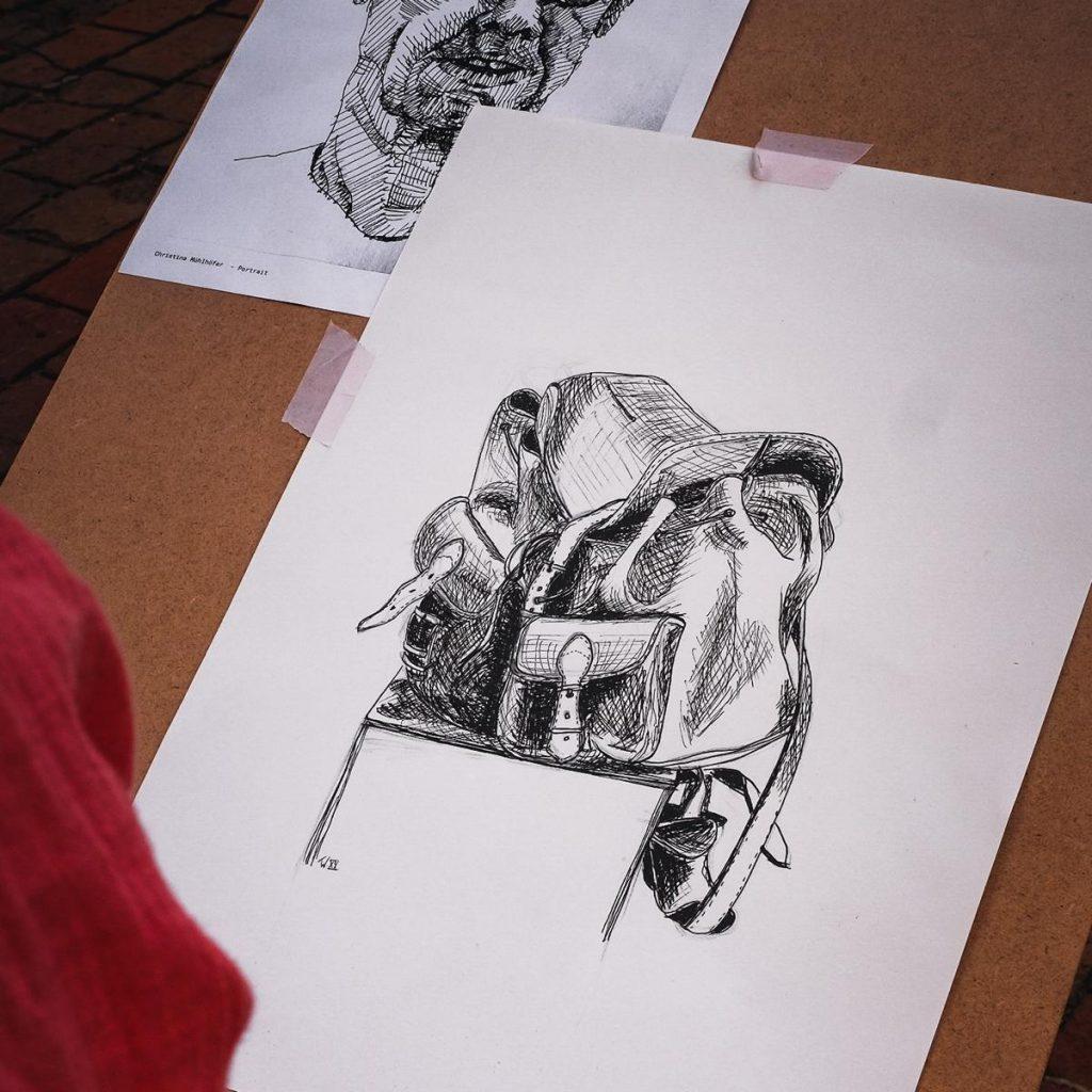 Style Hannover Christina Meißner Zeichenkurs 1 1024x1024 - Christina Meißner - Zeichenkurse und Workshops