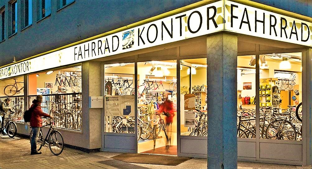 Style Hannover Fahrradkontor 10 - Fahrradkontor - Fachgeschäft rundherum