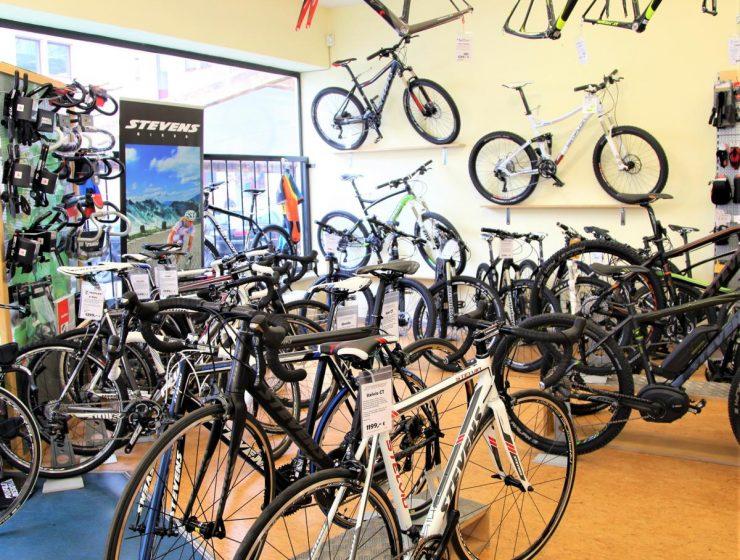 Style Hannover stellt das Fahrradkontor vor.