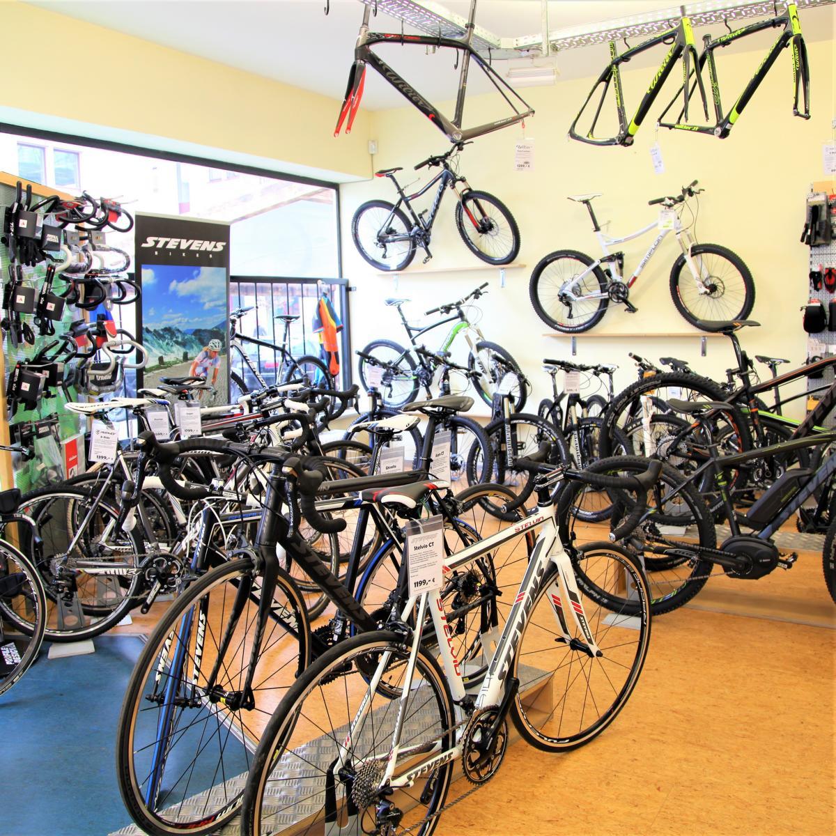 Style Hannover Fahrradkontor 4 - Fahrradkontor - Fachgeschäft rundherum