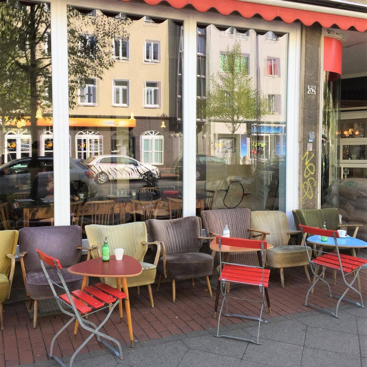 Style Hannover 24Grad Kaffeeroesterei 6 - 24 grad Café & Kaffeerösterei
