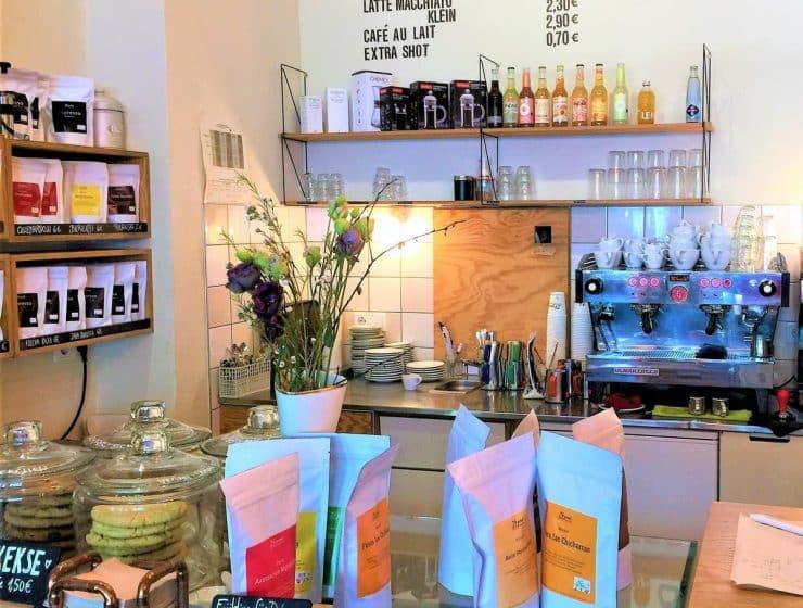 style Hannover stellt 24 grad Kaffeerösterei vor.