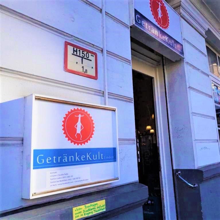 Style Hannover GetraenkeKult 1 - GetränkeKult Linden: Flaschenstau vom Feinsten