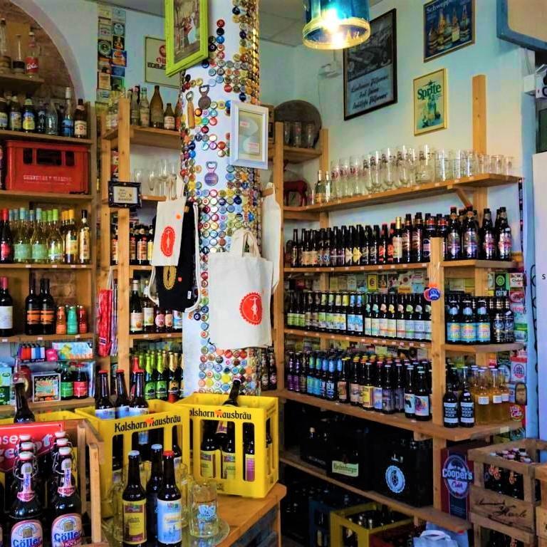 Style Hannover GetraenkeKult 2 - GetränkeKult Linden: Flaschenstau vom Feinsten