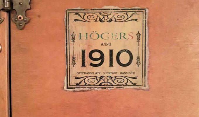 Style Hannover Hoegers B2 680x400 - Högers 1910 – Ein Klassiker in der Südstadt