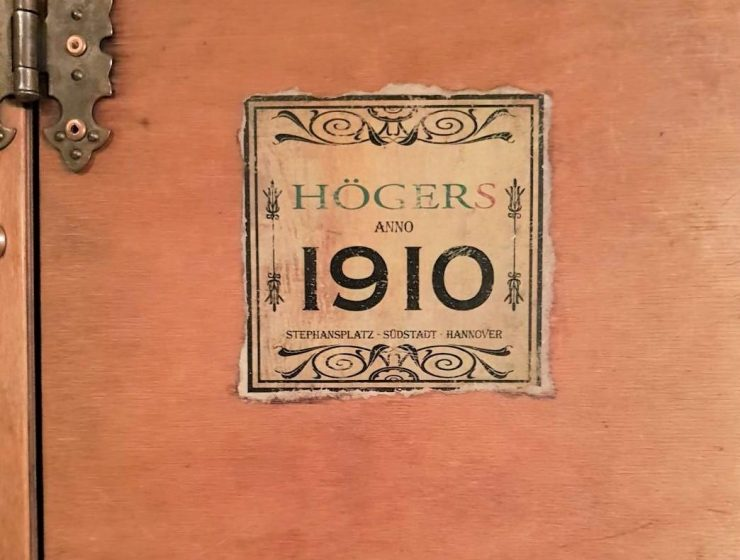 Style Hannover Hoegers B2 740x560 - Högers 1910 – Ein Klassiker in der Südstadt