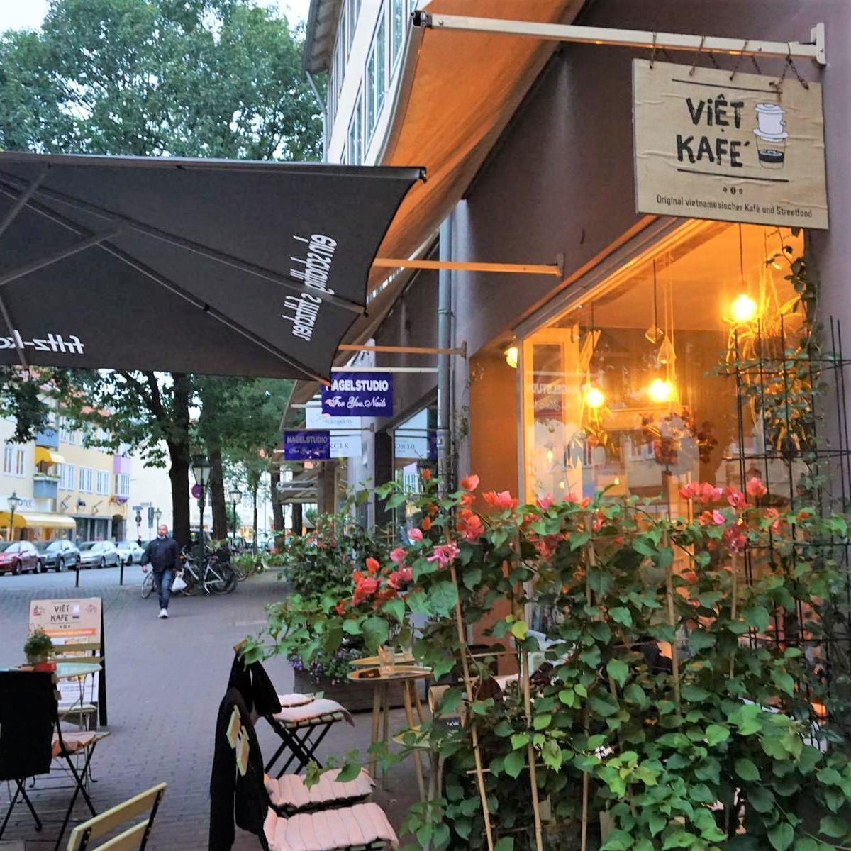Style Hannover Viet Kafe B - Việt Kafé – 100% Vietnam