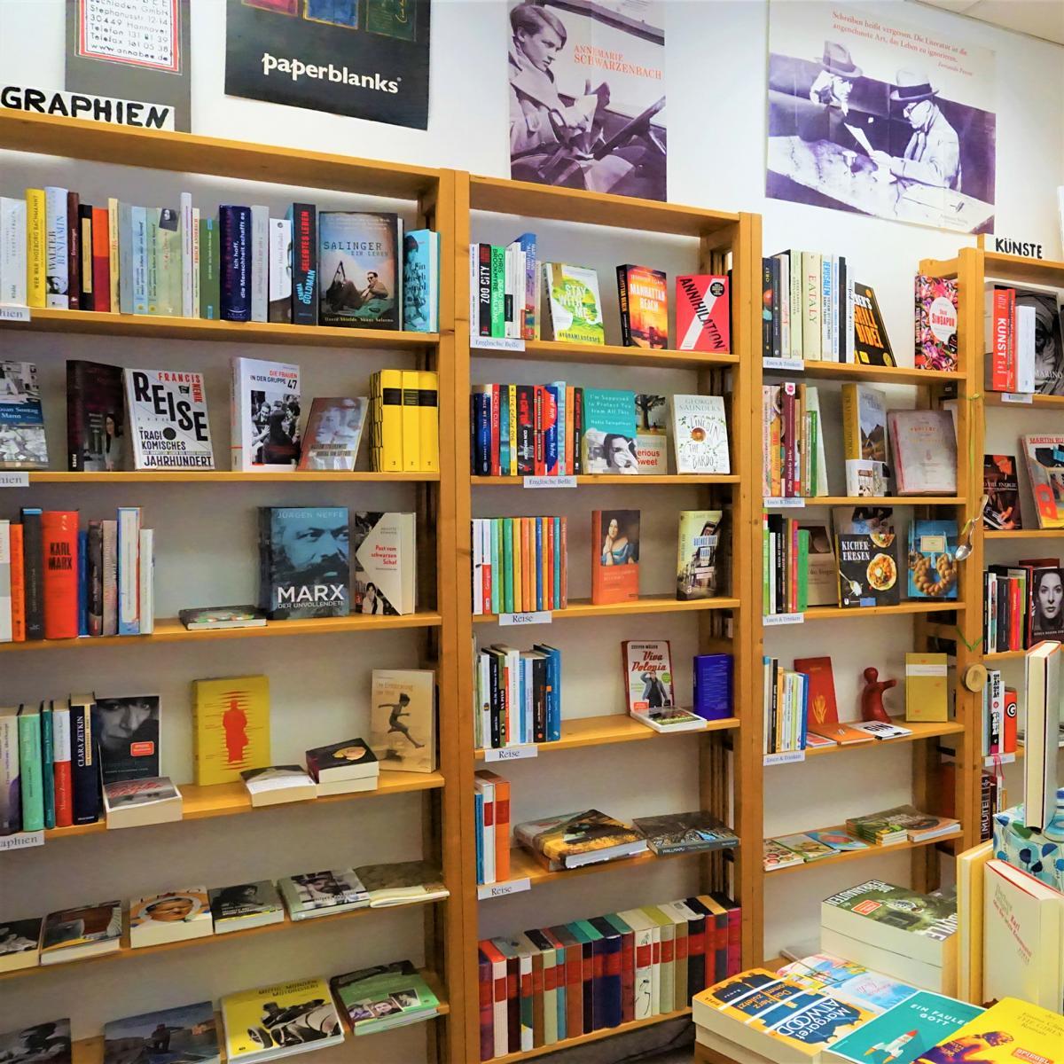 style hannover annabee buchladen 4 - Annabee Buchladen: Hier entscheidet das Kollektiv