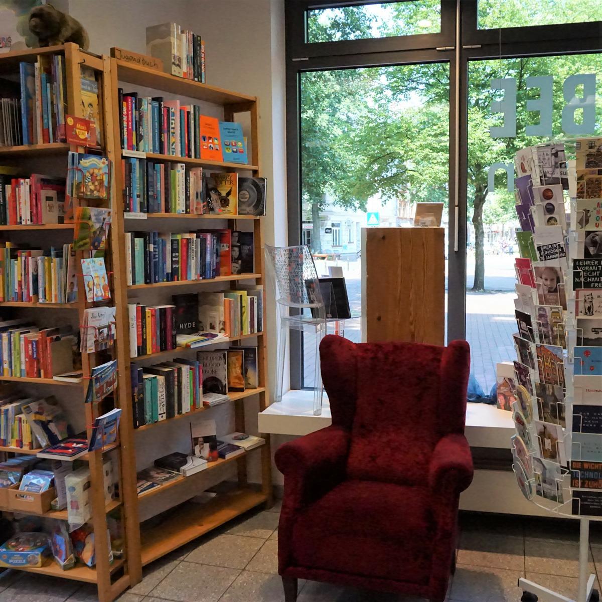 style hannover annabee buchladen 6 - Annabee Buchladen: Hier entscheidet das Kollektiv
